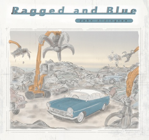 Ragged and Blue Cover